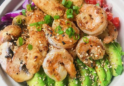 Ohana Good Mood Food - San Borja